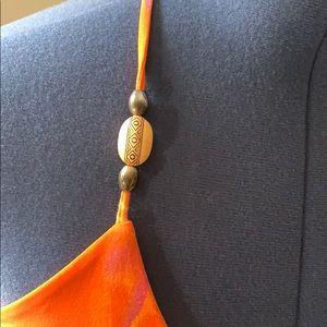 Enfocus Studio Dresses - Enfocus Studio Tropical Halter Dress Size 14